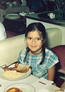 Desde muy pequeña una de las actividades que más he disfrutado es sentarme a manteles